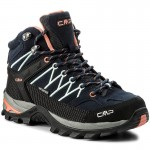 CMP Rigel Mid Wmn Trekking Shoes Wp r.40