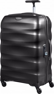 Samsonite Engenero Walizka Duża Spinner 75cm Diamond Black